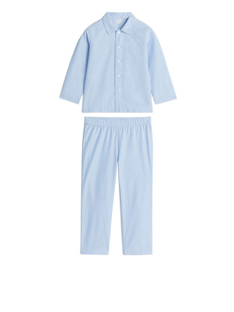 Cotton Dobby Pyjama Set