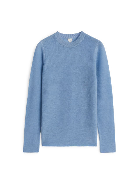 Wool Crew-Neck Jumper