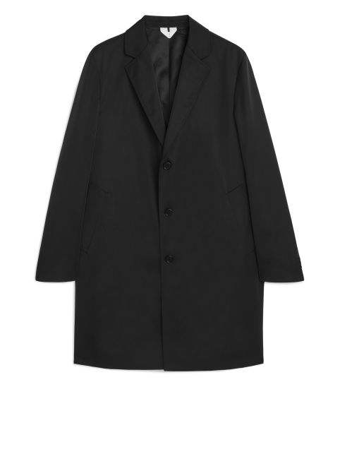 Water-Repellent Overcoat