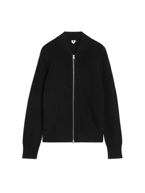Cotton Zip-Up