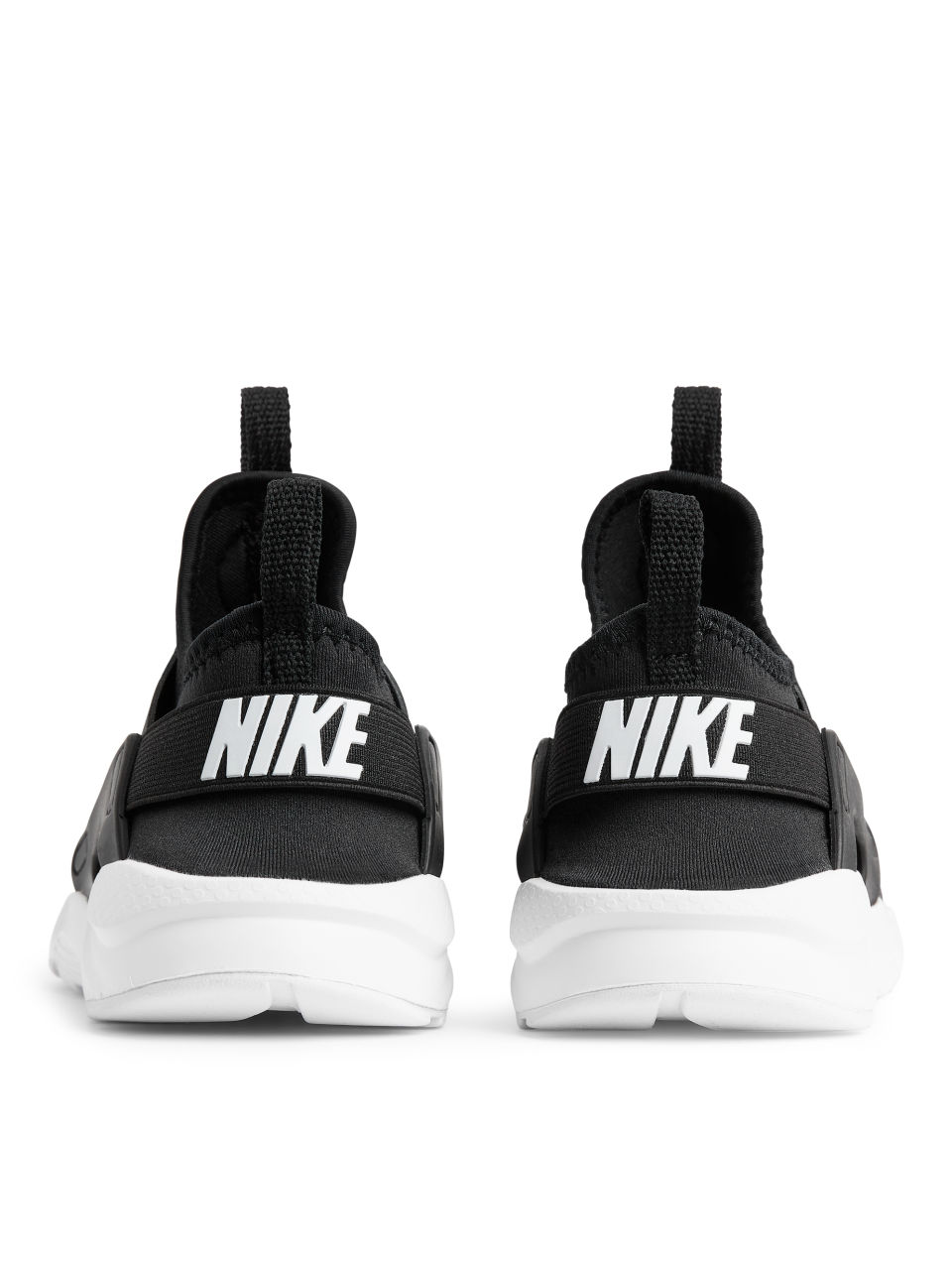 lowest price ff211 a7c05 ... Side image of Arket nike huarache run ultra in black ...