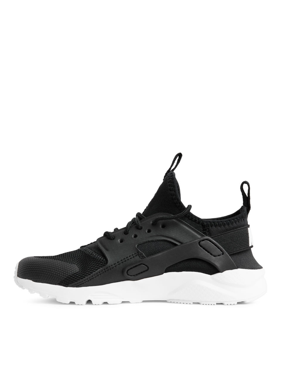 best cheap 8f7d8 55434 Side image of Arket nike huarache run ultra in black ...