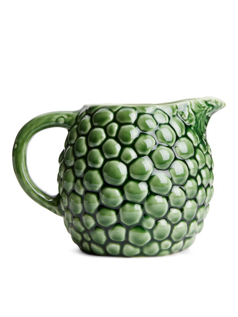 Bordallo Pinheiro Grape Pitcher