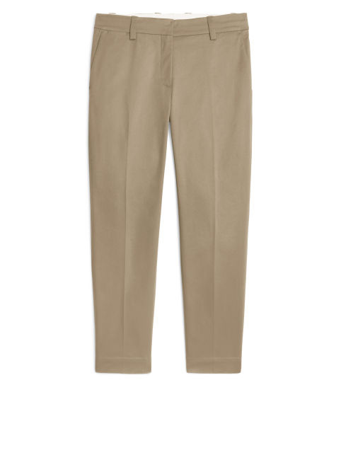 Cotton Stretch Chinos