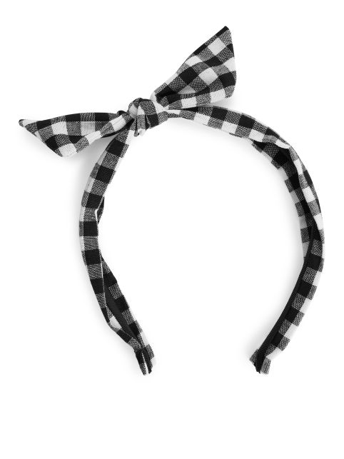 Aliceband with Bow