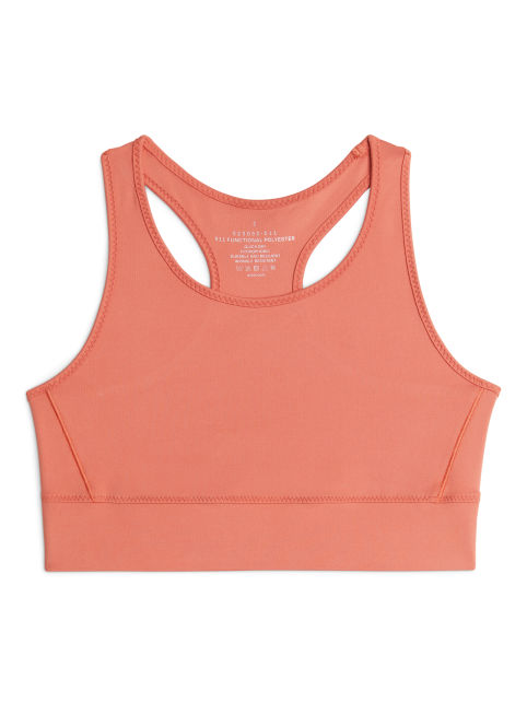 Recycled Polyester Running Bra