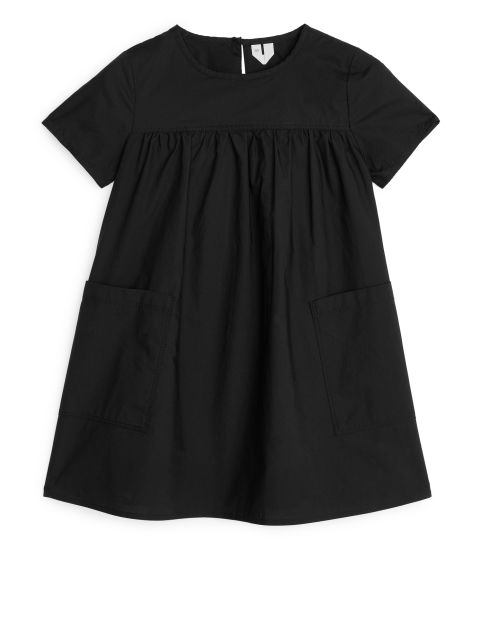 Pima Cotton Poplin Dress