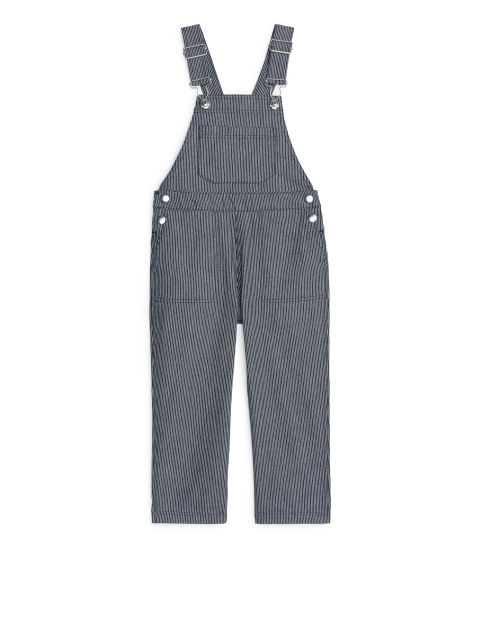 Hickory Stripe Dungaree