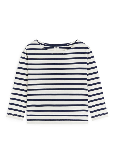 Organic Cotton Long-Sleeve