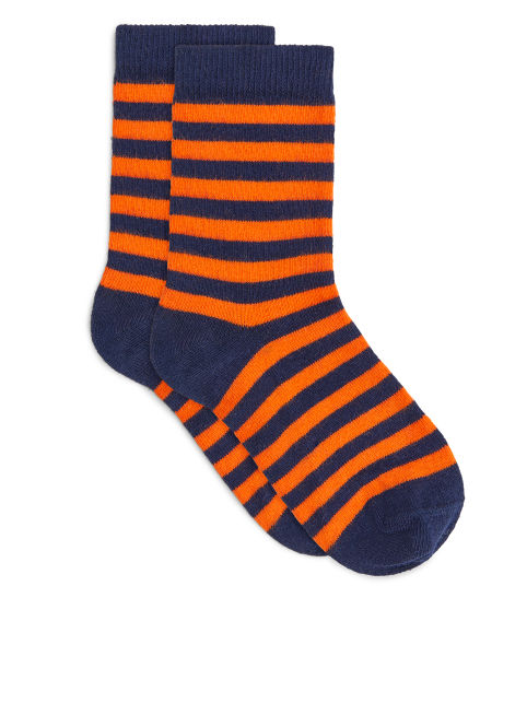 Striped Socks, 2-pack