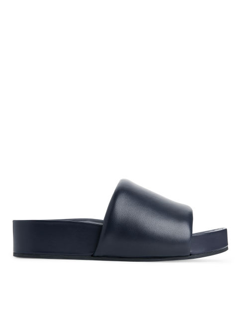 Leather Slide