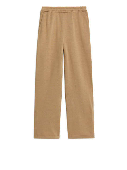 Cotton Silk Sweatpants