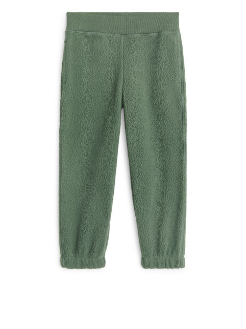 Pile Fleece Trousers
