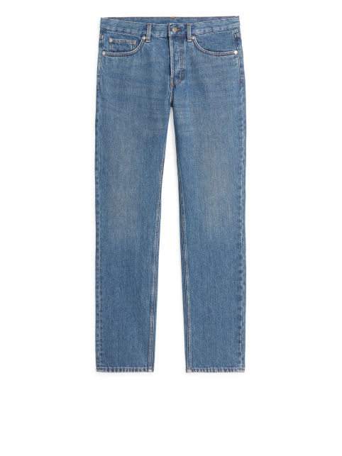 Regular Indigo Jeans