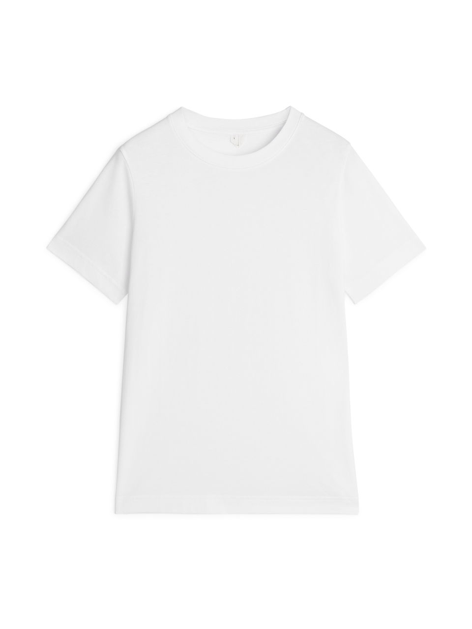 Front image of Arket  in white
