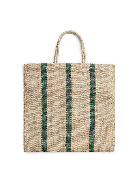 Turtle Bags Striped Tote
