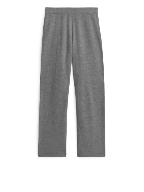 Cashmere Knitted Trousers