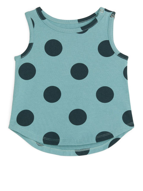 Dotted Tank Top