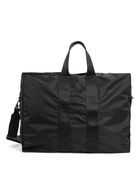 2018 Nylon Holdall Bag