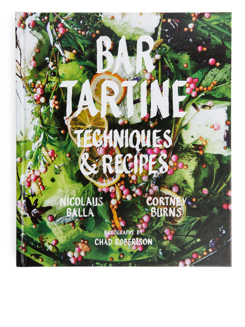 Bar Tartine, Techniques and Recipes