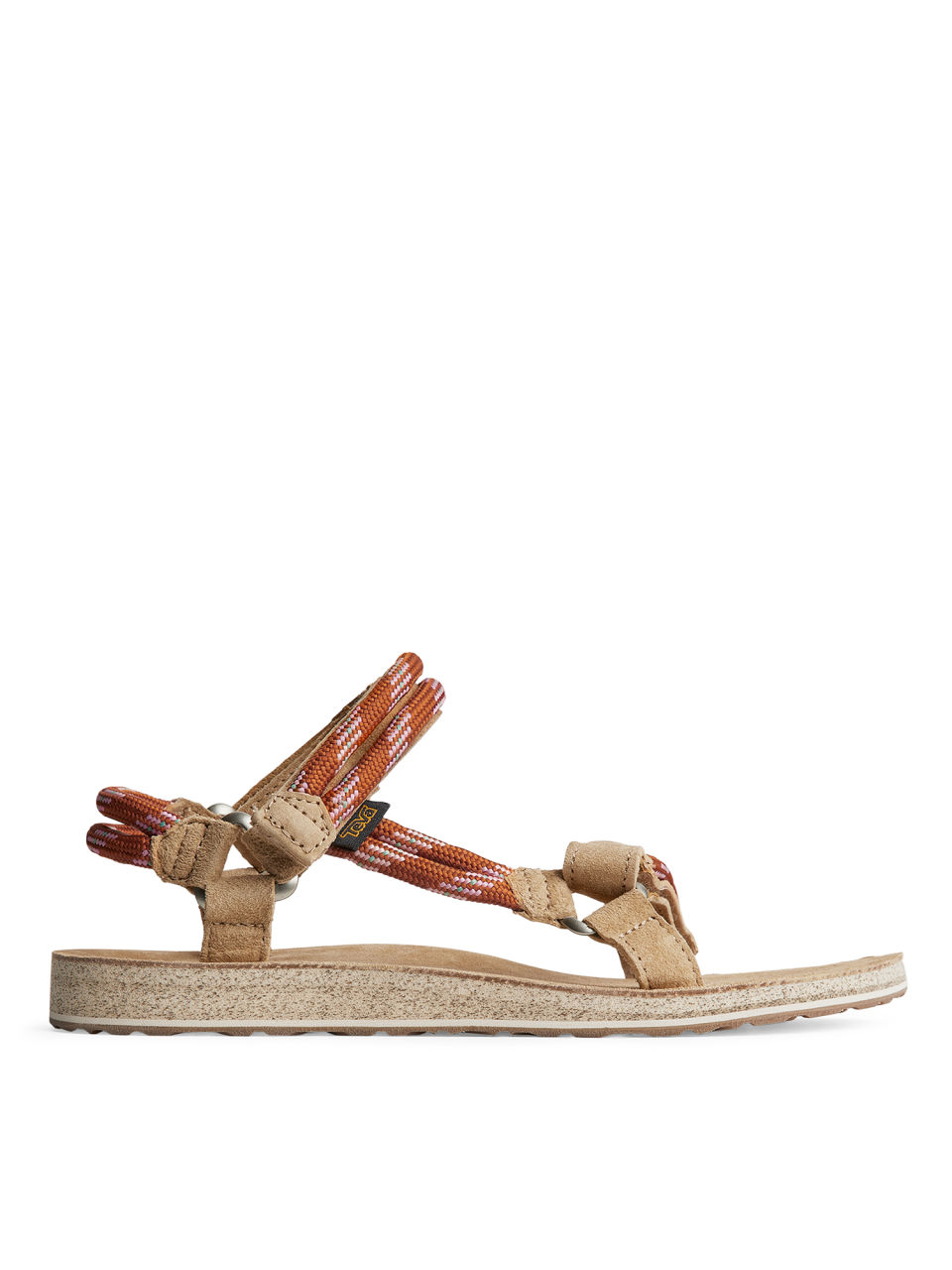 0b9d6e90e5c240 Teva Original Universal Rope Sandals - Beige Orange - Shoes - ARKET