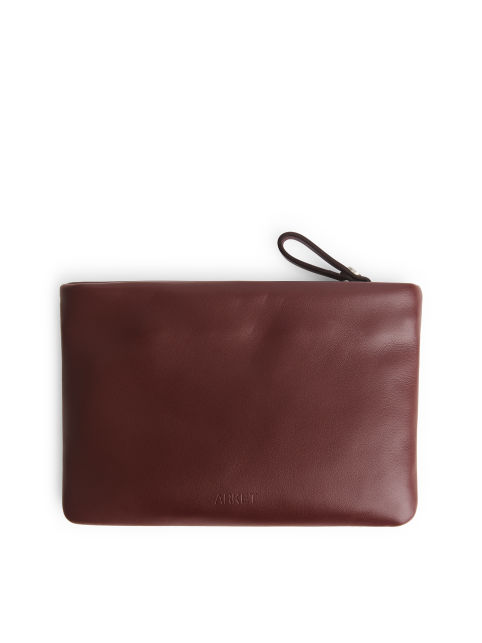 Leather Pouch, Small