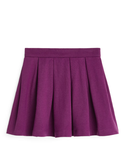 French Terry Skirt