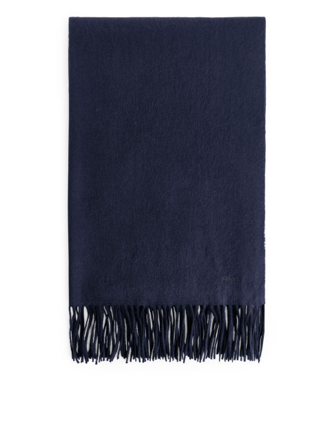 Woven Wool Scarf