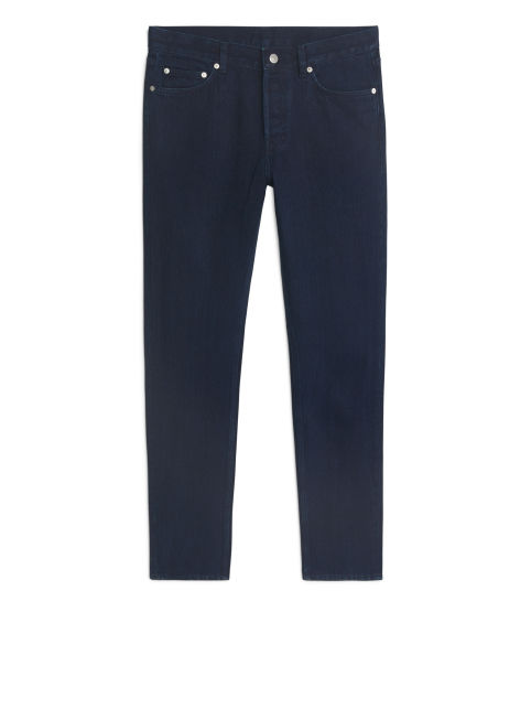 REGULAR Double Indigo Jeans