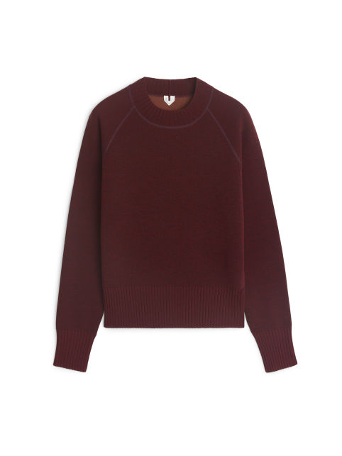 Double-Knit Jumper