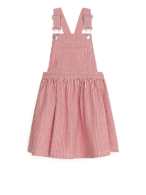Hickory Dungaree Dress