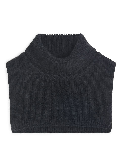 Wool & Yak Bib Neck
