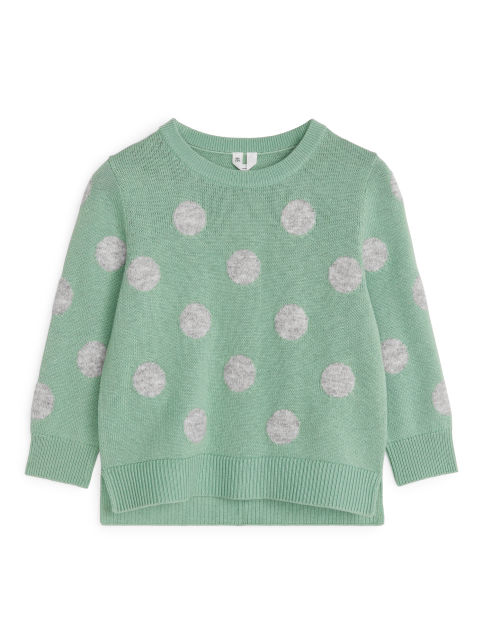 Alpaca Dot Jumper