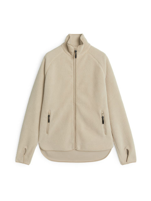 Fleece Zip Jacket