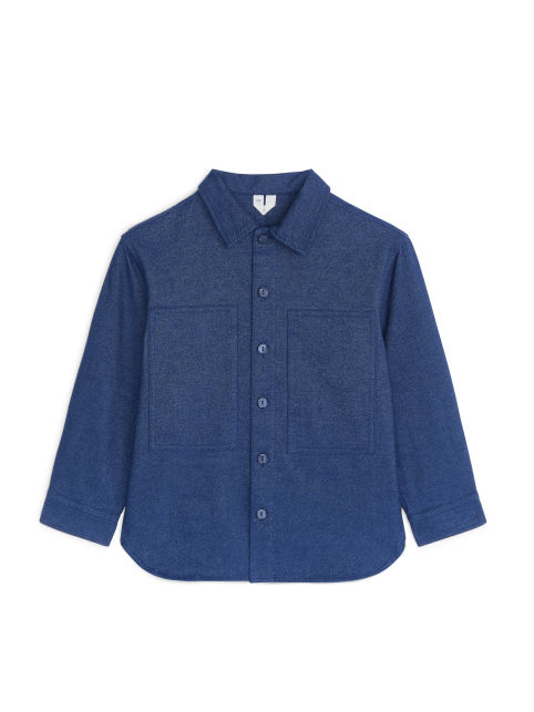 Cotton Oxford Workwear Shirt
