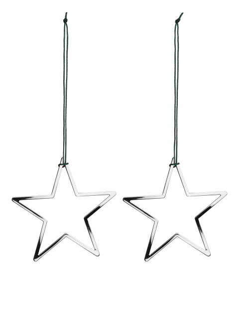 Christmas Brass Decorations, Star