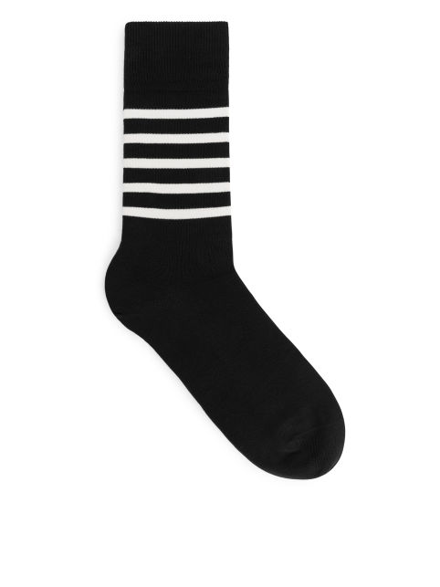 Supima Cotton Marinière Socks