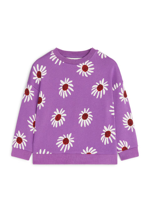 Printed Sweatshirt