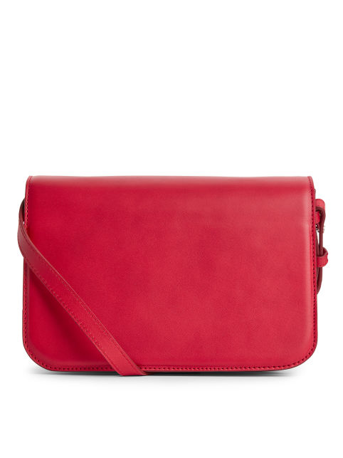 Flap Leather Crossbody
