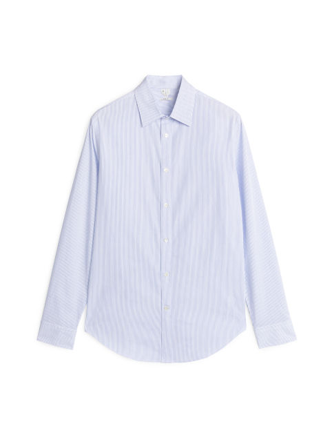 Shirt 7 Striped Poplin
