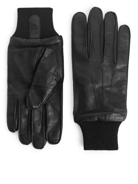 Leather A-10 Flight Gloves