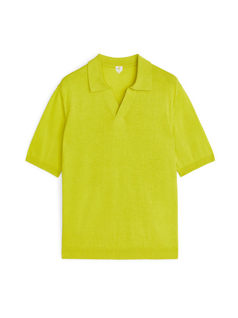 Front image of Arket  in yellow