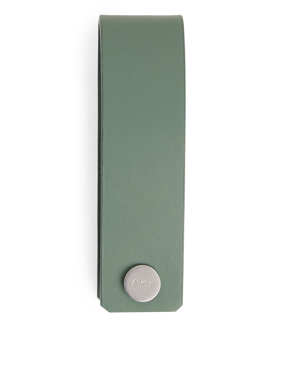 Front image of Arket  in green