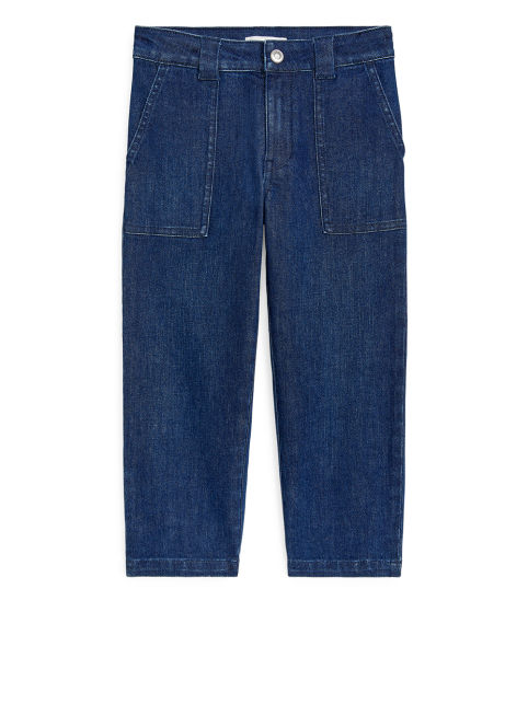 Workwear Denim Trousers