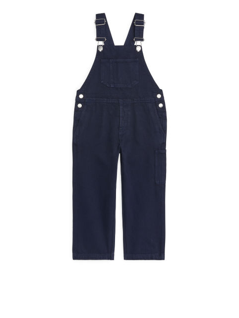Cotton Lyocell Dungarees