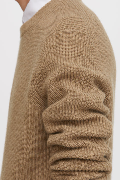 Recycled Cashmere Jumper