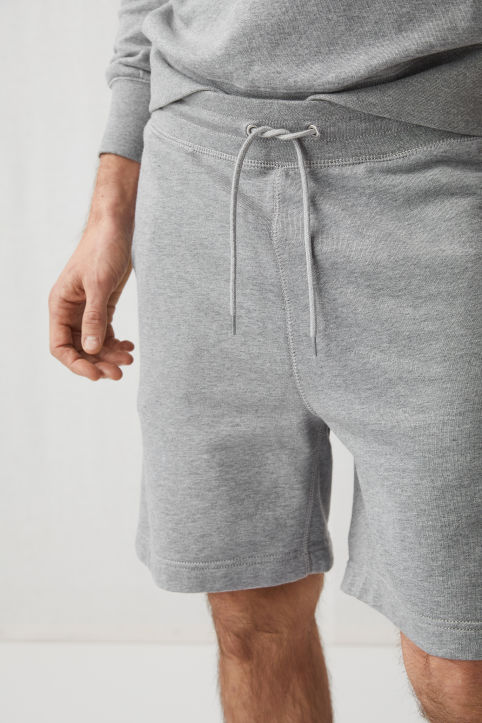 French Terry Tracksuit Shorts