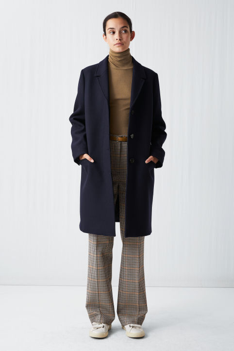 Heavy Wool Coat