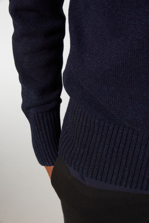 Cotton Indigo Jumper