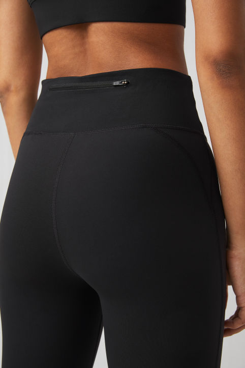 Nylon Running Tights